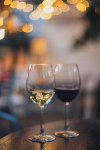 Vinen på Vesterlyng Café