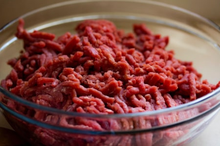 Galloway kød og burger